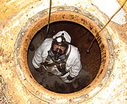 Storage Tank Cleaning