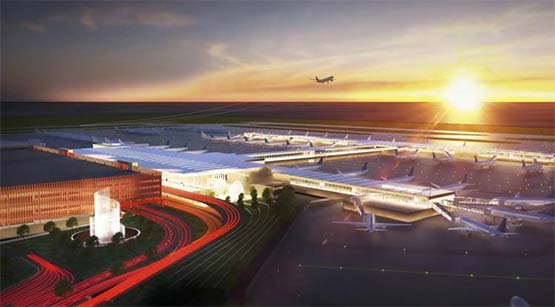 KCI Airport concept